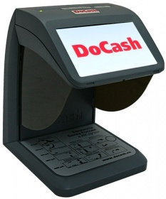 Детектор валют DoCash mini IR/UV/AS